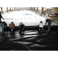 Wholesale 1-8 Meter  black hdpe geo-membrane pond liner supply with suitable price by sincere factory from china suppliers