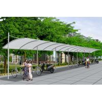 Wholesale Membrane Structure Highway Toll Station Heat Insulation Durability Roof Car Packing Shades from china suppliers