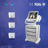 Wholesale HIFU Skin Tightening Machine with 3 hifu transducer for face lifting from china suppliers