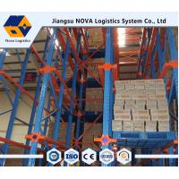 Wholesale Warehouse Storage Drive In Drive Through Racking System ISO CE from china suppliers