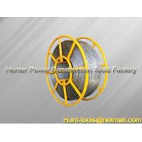 Wholesale Anti-Twisting Braided Rope individual galvanized elementary wires from china suppliers