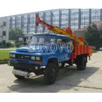 Wholesale Mobile drilling rigs ST-600 Drilling Capacity 300M geological drilling rig from china suppliers