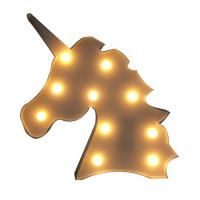Wholesale Unicorn kids room led decorative light keep children from nightmare from china suppliers