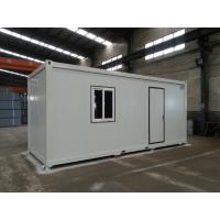 Wholesale Cheap disaster prefabricated house container from china suppliers