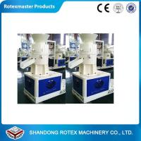 Wholesale ROTEX MASTER flat die Wood Pellet Machine / saw dust pellet making machine from china suppliers