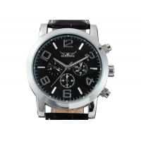 Wholesale Sport Boy Mechanical Automatic Watches Multifunction , Leather Bands from china suppliers