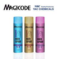 Wholesale Aerosol Hair Spray 265ml with Fresh Fragrance for Refresh the Damaged Hair from china suppliers
