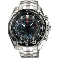 Wholesale Alloy Black Stopwatch With Quartz Analog , Branded Sport Wrist Watch from china suppliers