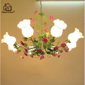 Quality Modern chandelier lighting for wedding decoration lustres para sala de jantar Bedroom Kitchen Kids room led chandelier for sale