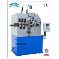 Quality Industrial Adjustable Torsion Spring Coiling Machine / Spring Manufacturing Machine for sale