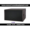 Buy cheap Nightclub Sound Equipment / 2x18