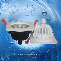 Wholesale LED 9W cob downlight waterproof recessed IP65 bathroom lighting downlight from china suppliers