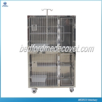 China MEML-01 High-grade stainless steel pet cat on sale