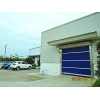 Wholesale Industrial High Frequency Motor High Speed Garage Shutter Doors Galvanized Steel from china suppliers