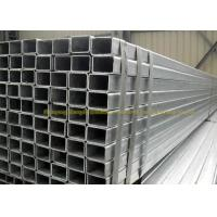 Quality ASTM Galvanized Steel Square Tubing Galvanized SHS RHS Hollow Section Steel Pipe for sale