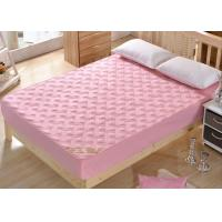 Wholesale Hypoallergenic Twin XL Mattress Cover Zippered Organic Moisture Proof from china suppliers
