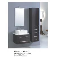Wholesale gloss painted bathroom vanity unit from china suppliers