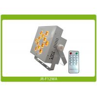 Wholesale Colour Changing LED Uplighter Wireless Uplighter 12x15W RGBWA with IR Remote control from china suppliers