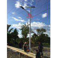 Wholesale solar light pole projects from china suppliers