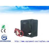 Wholesale Silent CPU 24V PC Computer Case Cooling Fans , DC Axial Flow Fans 40mm x 40mm x 15mm from china suppliers