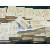 Wholesale Custom LOGO Wooden USB Flash Drive Pendrive bamboo Memory Stick + Packing Box pen drive 4GB 8GB 16GB 32GB usb from china suppliers