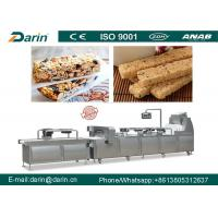 Wholesale Automatic Cereal Bar Making Machine , Sesame Bar Cutting Equipment from china suppliers