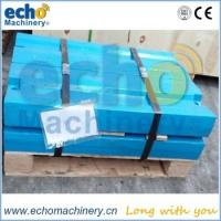 Wholesale high chrome Keestrack R6 blow bar for crushing stones and asphalt from china suppliers