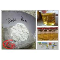 Wholesale Cutting Cycle Steroids Powder Boldenone Base For Muscle Building CAS NO.846-48-0 from china suppliers