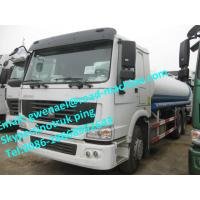 Wholesale SINOTRUK HOWO WATER / FUEL TANK TRUCK 8x4 38000L  380HP, EUROII / EURO III ZZ5207M3267N from china suppliers