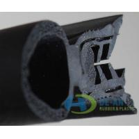 Wholesale Durable Rubber To Metal Bonding , EPDM Auto Weather Stripping from china suppliers