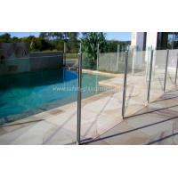 Wholesale Glaverbel Annealed Glass Pool Fencing Building With 19mm Glass Cabinets from china suppliers