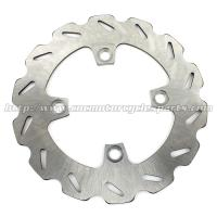 Wholesale High Performance Rear Brake Discs Heat treatment Quad Bike Spare Parts from china suppliers