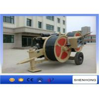 Wholesale Transmission Line Tension Stringing Equipment 66KV Pulling Single ACSR Conductor from china suppliers
