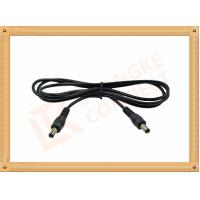 Wholesale 12V DC Male to Male Custom Cable Assembly DC 5.5X2.1 mm Power Cable from china suppliers