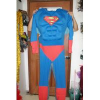 Buy cheap custom design classic Superman adult mascot costume for entertainment from wholesalers