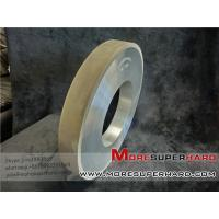 Quality Resin Diamond grinding wheel for HVOF thermal spray coating industry-julia@moresuperhard.com for sale