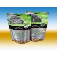 Wholesale Aluminum Laminated Top Seal Pet Food Packaging / Ziplock Bag from china suppliers