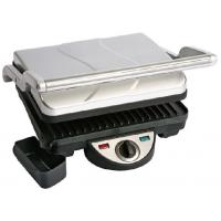Wholesale Electric Cooking Appliance Sandwich Press Panini Grill With Cool Touch Handle from china suppliers