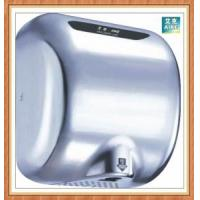 Wholesale New CE Certificate Most Popular Eco Automatic 304 Stainless Steel Single High Speed Jet Air Hand Dryer for Public Toilet (AK2800) from china suppliers