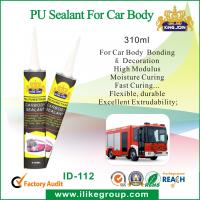 Wholesale High Strength Clear Polyurethane Adhesive Sealant , PU Sealant For Car Body from china suppliers