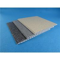 Wholesale Hot Stamped PVC Waterproof Wall Panels / Ceiling Panel 250 * 5mm 25 Years Guarantee from china suppliers