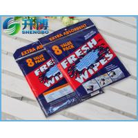 Buy cheap Spunlace Nonwoven Fresh Wipe from wholesalers