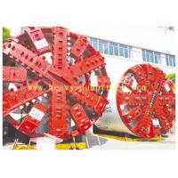 Wholesale Dual Mode TBM used with gripper / open TBM and slurry TBM for hard rock and transitional mixed formations from china suppliers