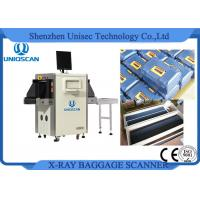 Wholesale High Penetration X Ray Inspection Machine , X Ray Baggage Scanner Machine from china suppliers