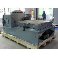 Wholesale MIL-STD / DIN 50KN Vibration Test System With Electromagnetic Vibration Table from china suppliers