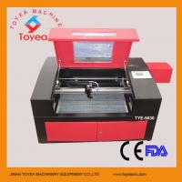 Wholesale Craft Mini Laser engraving machine 500 x 300mm working size TYE-5030 from china suppliers
