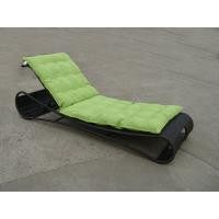 Wholesale Indoor / Outdoor Rattan Daybed , Wicker Lounge Chair For Living Room from china suppliers
