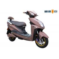 Wholesale New Energy Cool Electric Motor Scooter City Road With 800w / 1500w / 2000w Motor Power from china suppliers