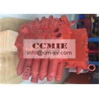 Wholesale High Quality  SANY Excavator Distribution valve from china suppliers