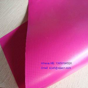China PVC Laminated Tarpaulin on sale